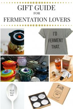 Have a home fermenter on your list this year? Check out our fermentation lovers holiday gift guide! You'll find something for kombucha lovers, sauerkraut makers and everyone in between.