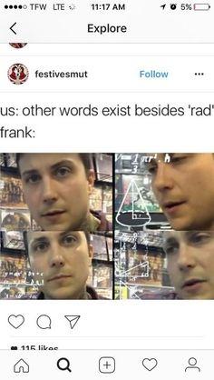 My Chemical Memes - Mcr Memes, Band Memes, Emo Bands, Music Bands, My Chemical Romance Memes, Frank Lero, Killjoys, One Pilots, Lol