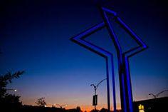 Kết quả hình ảnh cho lighting sculpture