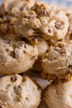 Chocolate Chip Cookie Clouds  - Delish.com