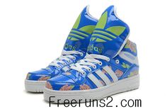 super popular 427b0 d4cbd Adidas Jeremy Scott Shoes 50% off at KD 5 Low Store 43 Jeremy Scott,