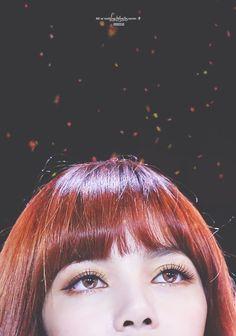 Galaxies in her eyes