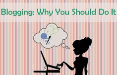 Reasons to be Blogging if You're Selling Online ~ MISI - Handmade in the UK