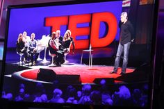 Welcome to Chris Anderson's new dinner party platform at TED2012 to ask follow up questions to ideas. Among the guests: Seth Godin, Sir Ken Robinson.
