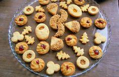 Masa sable para galletas