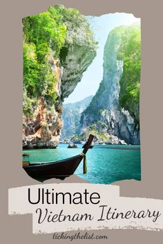 Did you know you can travel the legnth and breath of Vietnam in just 10 days AND have a jam packed itinerary? Check out my amazing 10 day Vietnam Itinerary where you'll travel from Hanoi to Halong Bay, to Hoi An to Ho Chi Minh in just 10 days.