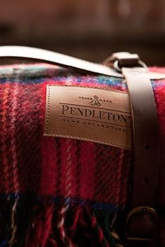Pendleton Plaid | Source
