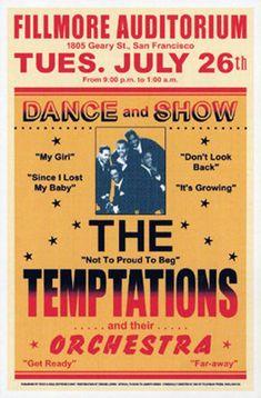 Norman Rockwell, Vintage Concert Posters, Music Posters, Band Posters, Hippie Posters, Vintage Posters, Fillmore Auditorium, Tamla Motown, Jazz Poster
