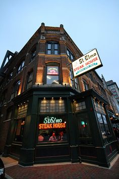 st elmos steakhouse in indianapolis | Recent Photos The Commons Getty Collection Galleries World Map App ...