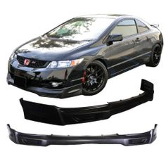Coupe Front Bumper Absorber For 2009-2011 Honda Civic 2-Door