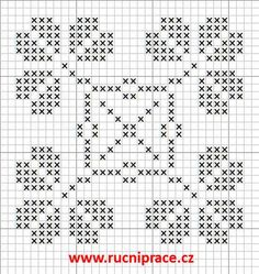 This motif forms the front of a cover for a heat pad which, when finished, will have a back made of navy toweling fabric. As is normally the case with Double Filet Crochet/Interlocking croch… Cross Stitch Heart, Beaded Cross Stitch, Crochet Cross, Modern Cross Stitch, Cross Stitch Flowers, Cross Stitch Embroidery, Granny Square Häkelanleitung, Granny Square Crochet Pattern, Crochet Motif