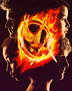 tributes - The Hunger Games