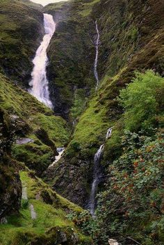 Grey Mare's Tail - Moffat, Scotland (explore your motorcycle wanderlust on www.motorcyclescotland.com)