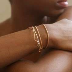 by boe Dart Bracelet Tan, $28, now featured on Fab.