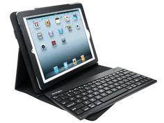 74eade884cf Amazon.com: Kensington K39512US KeyFolio Pro 2 Case for iPad 2nd, 3rd, 4th  Gen with Wireless Keyboard and Stand - Black: Computers & Accessories