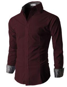 Mens Stylish Dress Shirts of Various Styles (KMTSTL038) #doublju  | Raddest Fashion Looks On The Internet