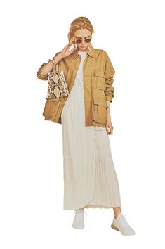 Frock Fashion, Skirt Fashion, Fashion Outfits, Womens Fashion, Modest Outfits, Cool Outfits, Human Poses Reference, Cut Out People, Gisele