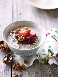 I Quit Sugar - Chia Pudding by Lee Holmes