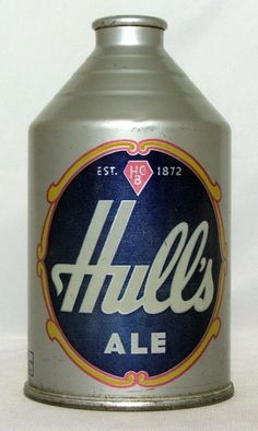 Hull's Ale - Steel Canvas