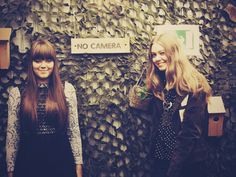 First Aid Kit. Such amazing singers.
