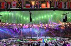 Depois de 19 dias de competições, a Olimpíada do Rio terminou em clima de…