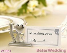WJ061 Silver LOVE Place Card Holders #wedding #weddingplanning #weddingfavors #weddinggifts #weddinggift #weddingfavor #weddingvenues #weddingplanner #eventdecoration #wholesale #partydecoration #party #partygifts #partyfavors #partysupplies #dinnerware #weddingcardholder #holders #holder #businesscardholder #cardholder #placecardholder #homedecoration #decor #tabledecoration #partydecoration #baptismdecoration #dinnerwaredecoration #decoration #tablewaredecoration #tableware