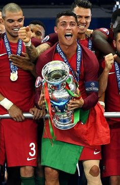 The 10 Best Pictures of Cristiano Ronaldo http://celevs.com/top-10-photos-of-cristiano-ronaldo-portugal-euro-2016/