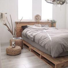 Room Interior, Home Interior Design, Bohemian Bedroom Decor, Aesthetic Room Decor, Minimalist Bedroom, Fashion Room, Room Inspiration, Decoration, Furniture