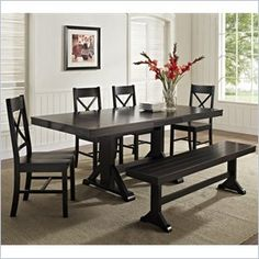 Walker Edison - Millwright - Dining Set