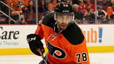 Pierre Edouard Bellemare Philadelphia Flyers