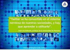Twitter: el sistema nervioso de nuestras sociedades.