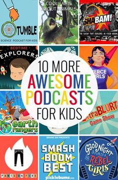 (More) Awesome Podcasts for Children. Awesome podcasts for children! - ten great podcasts for kids aged podcasts for children! - ten great podcasts for kids aged Learning Activities, Kids Learning, Activities For Kids, Kids And Parenting, Parenting Hacks, Peaceful Parenting, Gentle Parenting, Audio Books For Kids, Sons