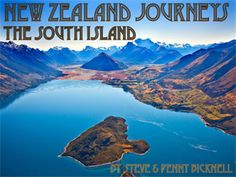 New Zealand Journeys App, South Island