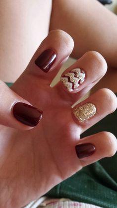Press on nails by Impress. Walmart, $6