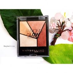 Maybelline Diamond Glow 4'lü Far