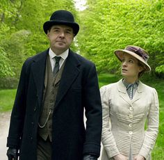 Mr and Mrs Bates