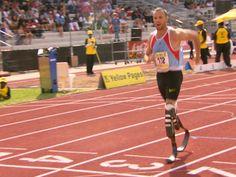 2012 Summer Olympics: South African sprinter Sprinter Oscar Pistorius- an incredible role model