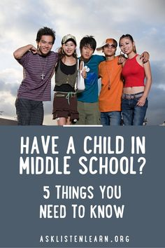 Five Truths about Middle Schoolers, and How Parents Can Make the Most of a Critical Phase - Ask, Listen, Learn Seventh Grade, Eighth Grade, School Classroom, School Teacher, Current News Stories, Educational Games For Kids, Free Lesson Plans, Coping With Stress, Middle Schoolers