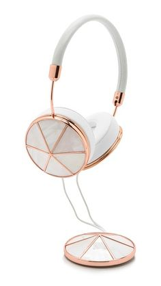 Cool headphone (see link to shop! Cute Headphones, Bluetooth Headphones, Sports Headphones, Pearl Rose, Rose Gold, Electronics Gadgets, Cell Phone Accessories, Mobile Accessories, Headset