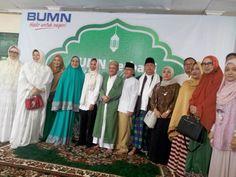 Menteri BUMN hadir di Pesantren Al Falak Bogor