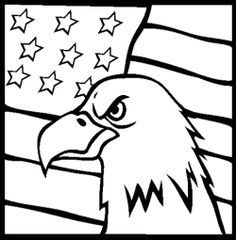 Coloring Pages | Coloring, American flag and Constitution day
