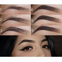 Eyebrow tutorials - - Eyebrow tutorials Beauty Makeup Hacks Ideas Wedding Makeup Looks for Women Makeup Tips Prom Makeup ideas. Eyebrow Makeup Tips, Makeup 101, Makeup Eye Looks, Skin Makeup, Eyeshadow Makeup, Makeup Inspo, Makeup Ideas, Makeup Eyebrows, Zendaya Eyebrows