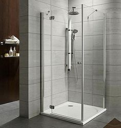 Kabiny prysznicowe Radaway Torrenta  pasja i zaangażowanie. Wysokiej jakości, niezwykle ergonomiczne i funkcjonalne. Kabiny prysznicowe półokrągłe, kwadratowe,  znajdujące się w naszej ofercie, wyprodukowane są według najwyższych europejskich standardów. Bathroom Renos, Bathroom Ideas, Bathrooms, Take A Shower, Locker Storage, Sweet Home, Sink, Bathtub, Furniture