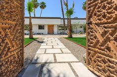 Real Estate - modern - Exterior - Other Metro - House & Homes Palm Springs Home Staging