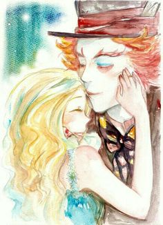 Alice & the hatter