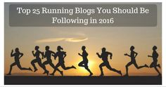 The number of running bloggers out there can seem a bit overwhelming, so we highlighted 25 great ones. Check out our picks and start following them now!