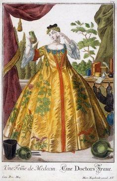 A woman of medecine by Martin Engelbrecht