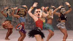 Felicidades por la Liga a todos los del Real Madrid.