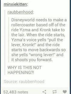 Or the ride drops or shoots up then sends you backward and turns you around then you go forward. lol
