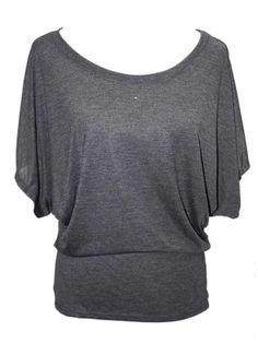 YogaColors Crystal Boatneck Dolman Sleeve Blouse Jersey Tee Up to Plus Size (Large, Dark Heather) YogaColors,http://www.amazon.com/dp/B0074T7U1M/ref=cm_sw_r_pi_dp_AsB8rb03A2FYE55F